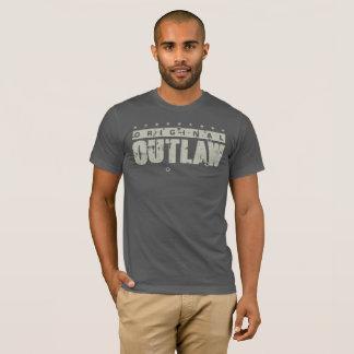 Camiseta T-shirt foragido original