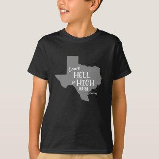Camiseta T-shirt forte Children dos #Texas do inferno ou do