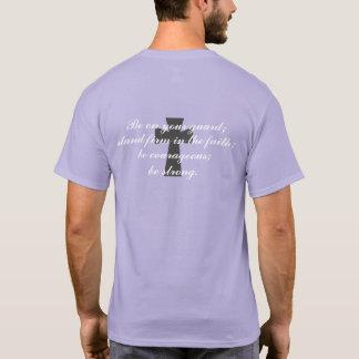 Camiseta T-shirt forte da fé