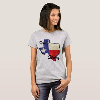 Camiseta T-shirt forte de Harvey Texas do furacão
