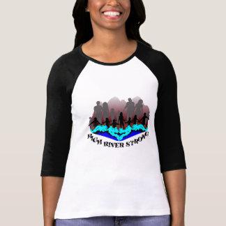 Camiseta T-shirt forte do rio alto