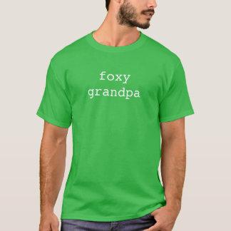 Camiseta t-shirt foxy do vovô