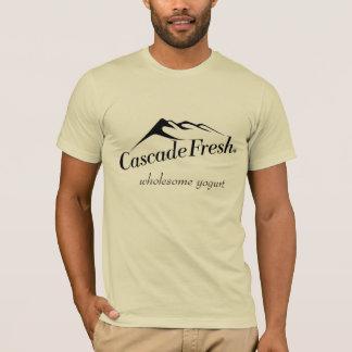 Camiseta T-shirt fresco da cascata (homens)