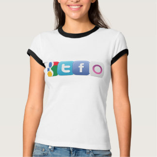 Camiseta T-shirt FTW de GTFO!