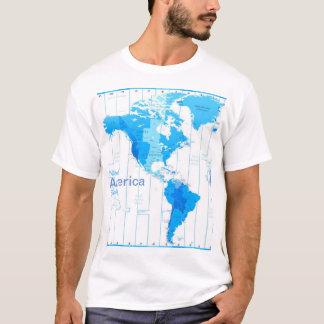 Camiseta T-shirt funcional do mundo