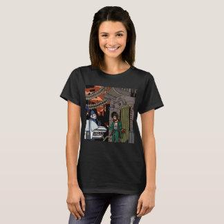 Camiseta T-shirt futuro da altercação