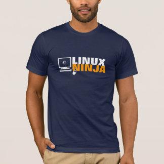 Camiseta T-shirt Geeky de Linux Ninja