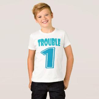 Camiseta T-shirt gêmeo do problema 1