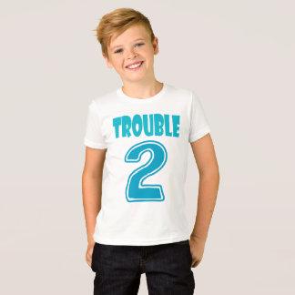 Camiseta T-shirt gêmeo do problema 2