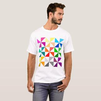 Camiseta T-shirt geométrico