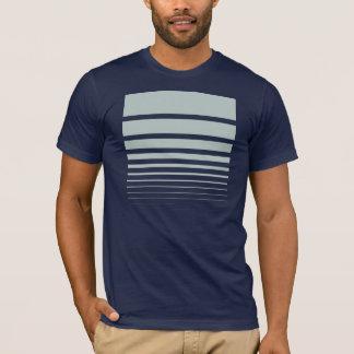 Camiseta T-shirt geométrico da seqüência de Fibonacci,