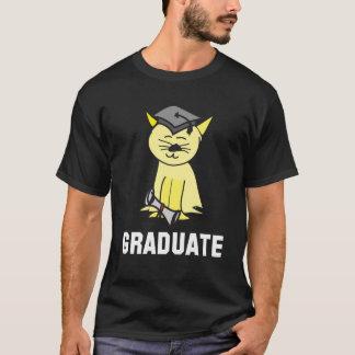 Camiseta T-shirt graduado da graduação