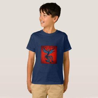 Camiseta T-shirt grande do dragão