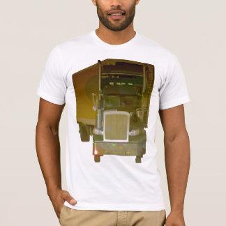 Camiseta T-shirt grande do equipamento