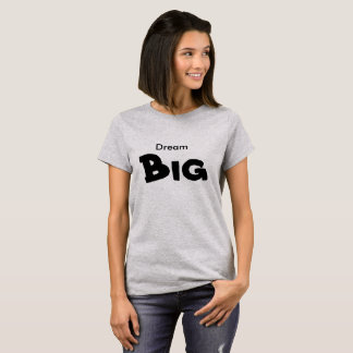 Camiseta T-shirt grande ideal