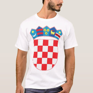 Camiseta T-shirt - Grb Hrvatske