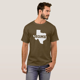 Camiseta T-shirt Home clássicos de Texas todas as cores