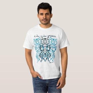 Camiseta T-shirt homme tiki