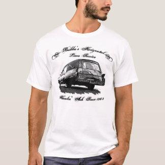 Camiseta T-shirt horizontal do Limo de Bubba
