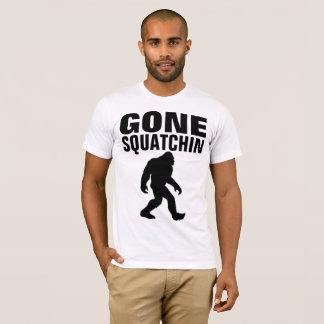 Camiseta T-shirt IDOS de SQUATCHIN BIGFOOT