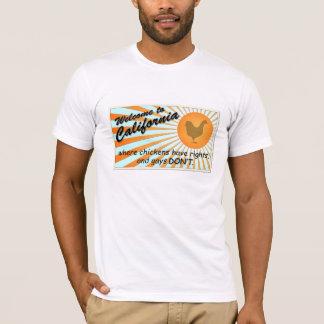 Camiseta T-shirt igual dos direitos de Califórnia