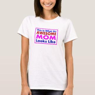 Camiseta T-shirt impressionante da MAMÃ