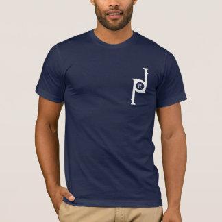 Camiseta T-shirt imprudente do Podcast dos dados