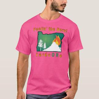 Camiseta T-shirt incondicional da cor