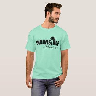 Camiseta T-shirt indivisível dos homens de MIAMI - logotipo