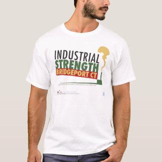 Camiseta T-shirt industrial/deepCT.com da força