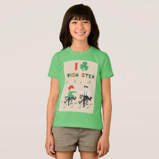 Camiseta T-shirt irlandês da etapa