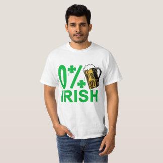 Camiseta T-shirt irlandês do DIA de PATRICK de SANTO de 0