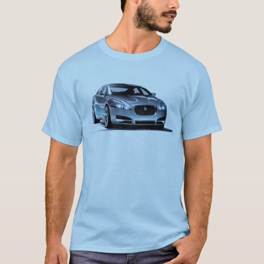 Camiseta T-shirt - Jaguar