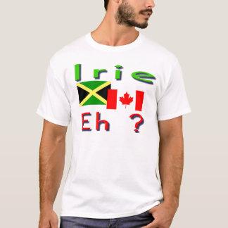 Camiseta t-shirt Jamaicano-canadenses