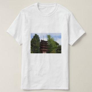 Camiseta T-shirt japonês do jardim de chá de San Francisco