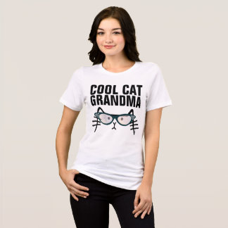 Camiseta T-shirt LEGAL da AVÓ do CAT