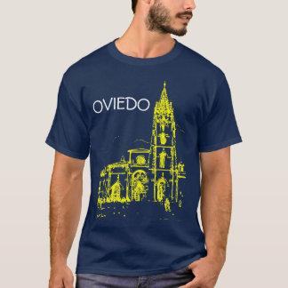 Camiseta T-shirt legal de Oviedo