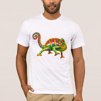 Camiseta T-shirt legal do camaleão da pantera