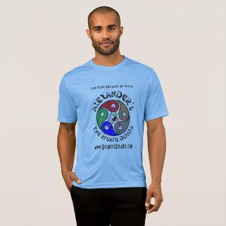 Camiseta T-shirt legal do Esporte-Tek do Ryukyu de