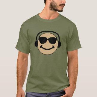Camiseta T-shirt legal do smiley face
