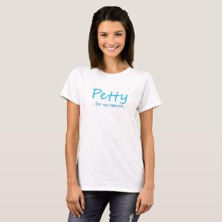 Camiseta T-shirt LightBlue mesquinho