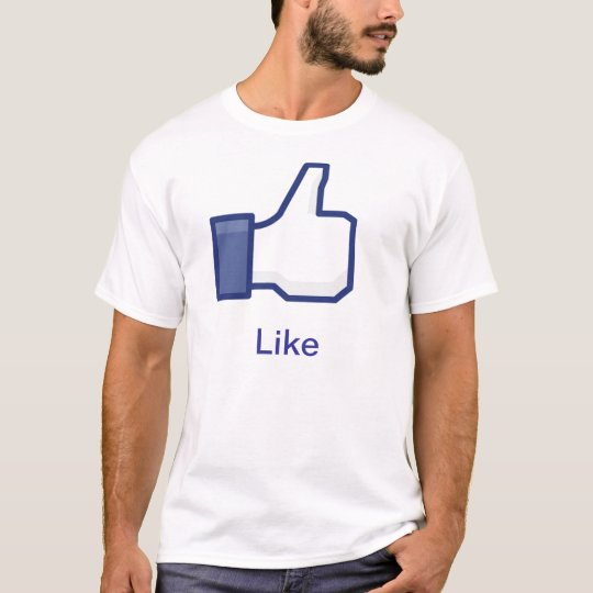 Camiseta T-Shirt Like