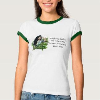 Camiseta T-shirt lírico da fauna de SZA-Galore