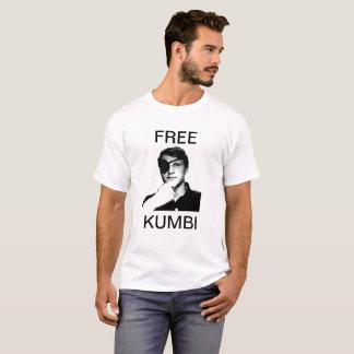 Camiseta T-shirt livre de Kumbi