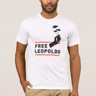 Camiseta T-shirt livre de Leopoldo