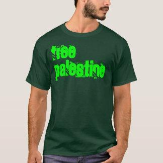 Camiseta T-shirt livre de Palestina