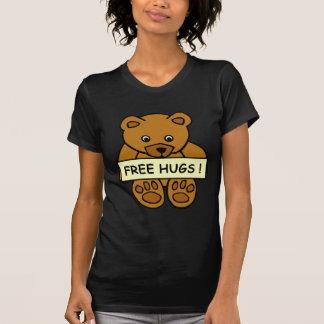 Camiseta T-shirt livre dos abraços