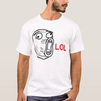 Camiseta T-Shirt LOL