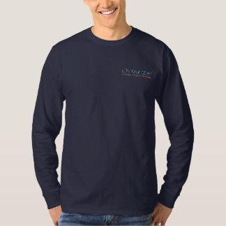 Camiseta T-shirt longo da luva