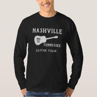 Camiseta T-shirt longo da luva de Nashville Tennessee